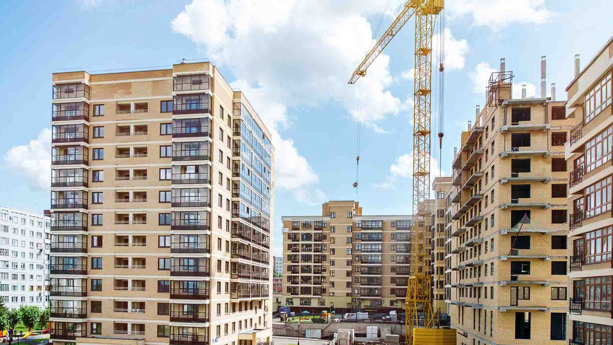 стройка дома new buildings