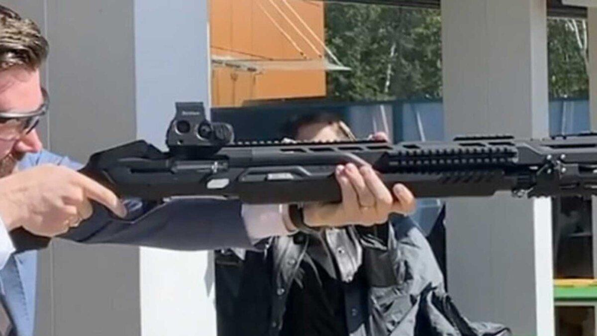 смарт-ружьё МР-155 Ultima