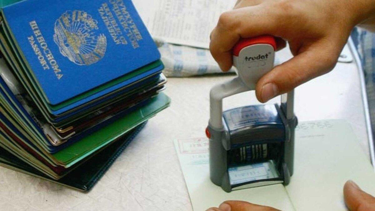 migrants documents мигранты документы печать паспорт