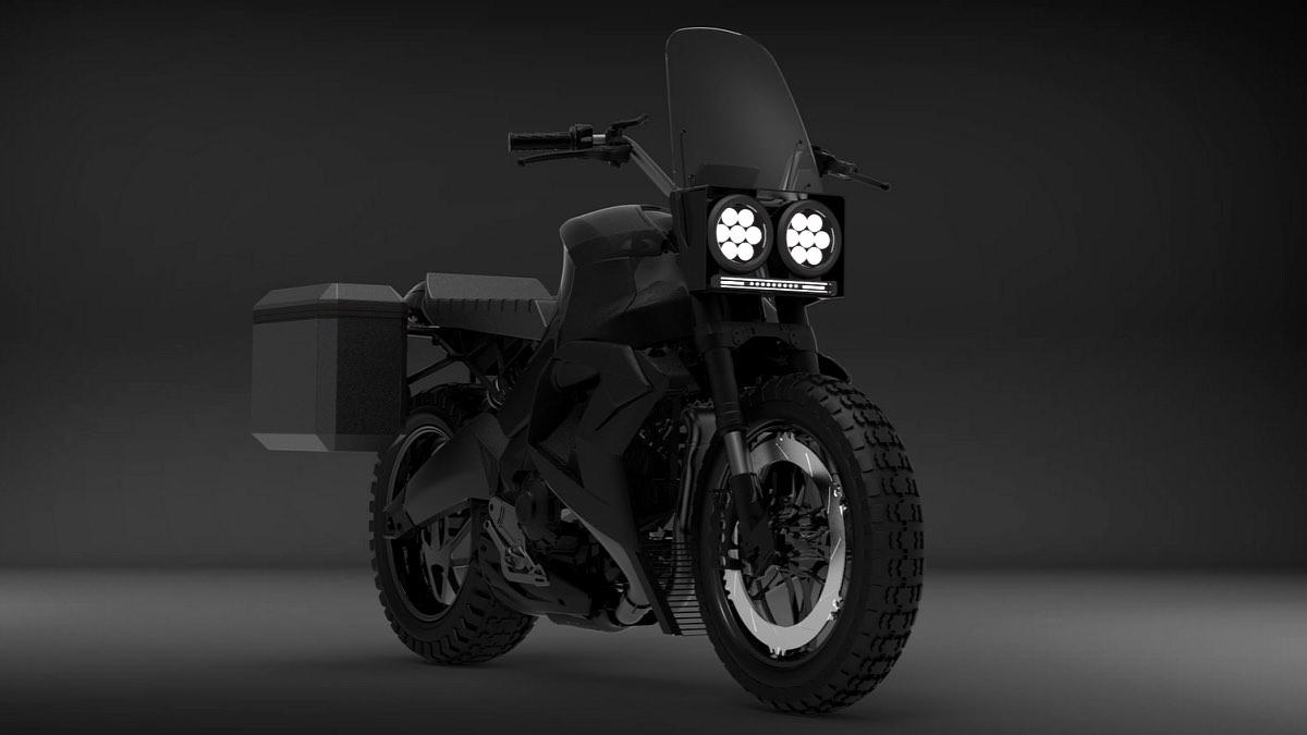 мотоцикл Buell Hillclimb