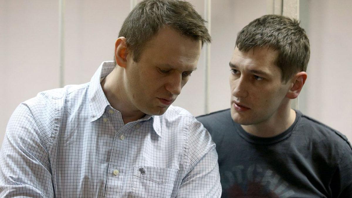 Братья Навальные в Замоскворецком суде