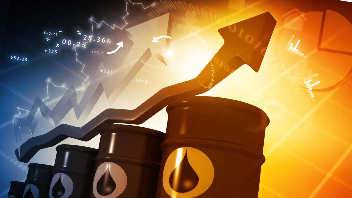 нефть рост цен дорожает бочки график