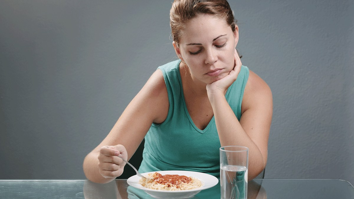 неприятная еда