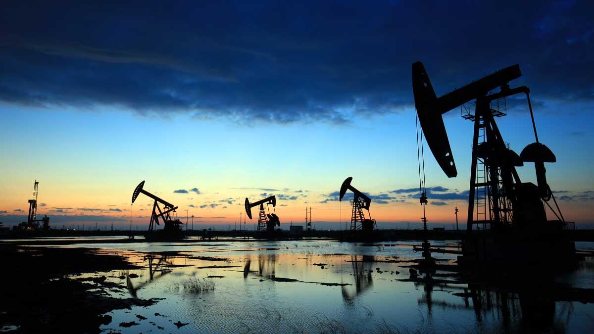 oil field нефтяное месторождение