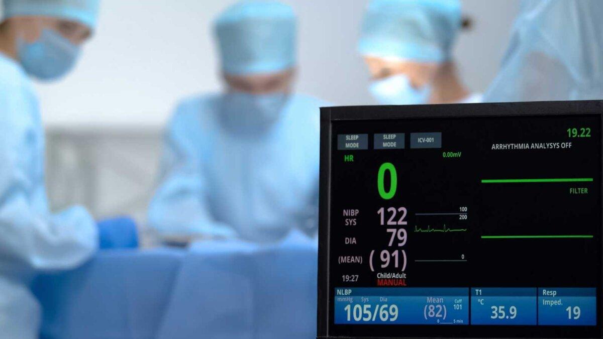 операция врачи пульс operation doctors