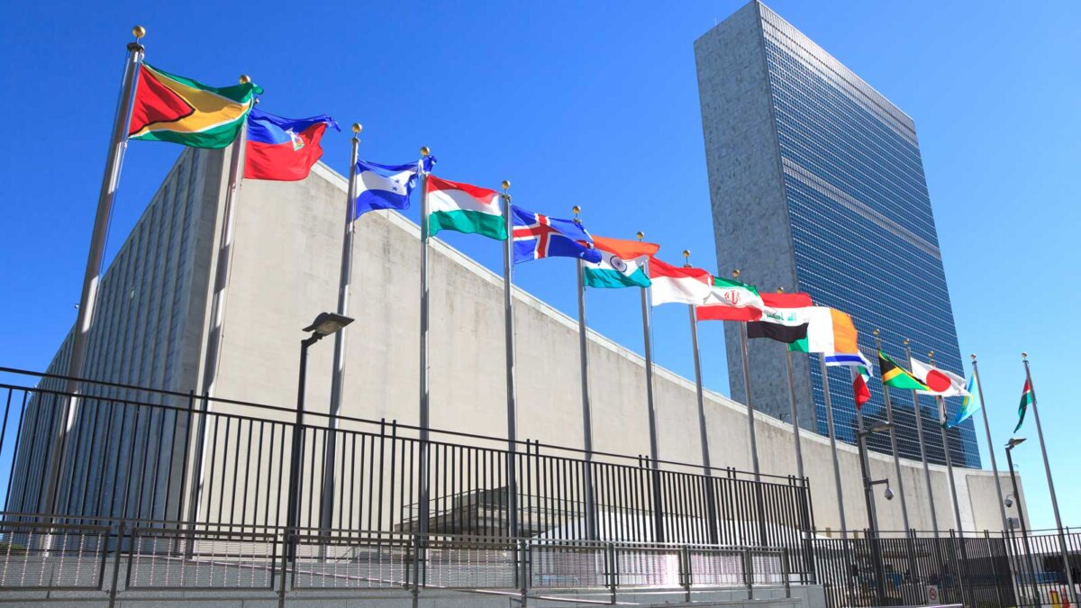 организация ООН