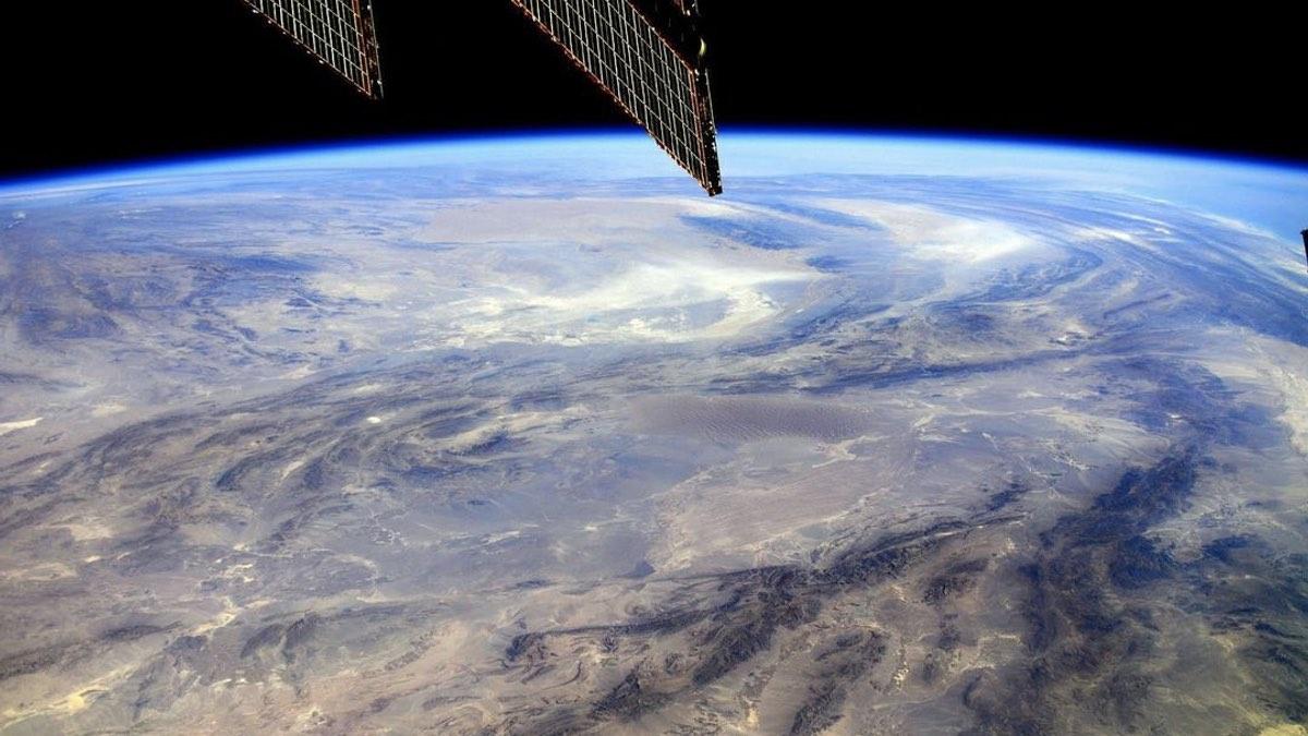 пустыня в Иране