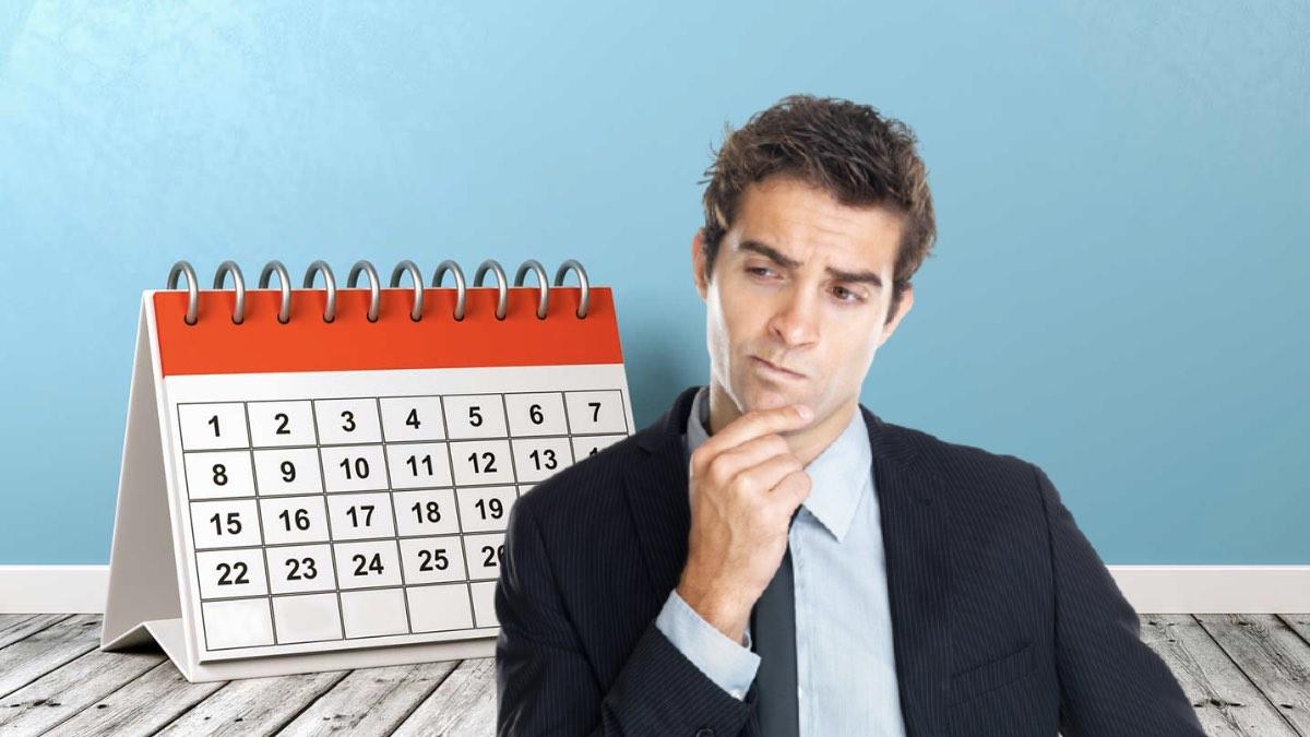 рабочий календарь