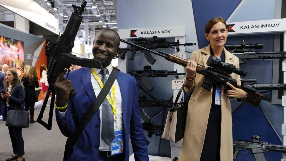 russia africa armament Россия Африка вооружение