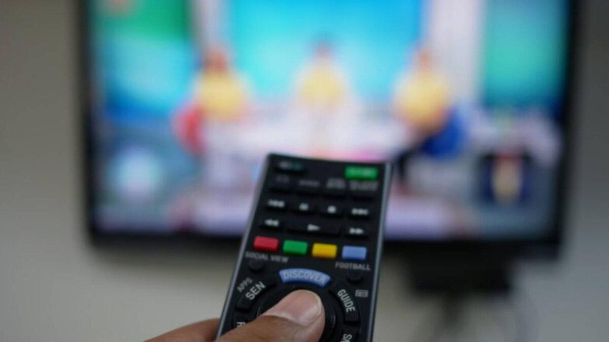 телевизор телевидение телеканал