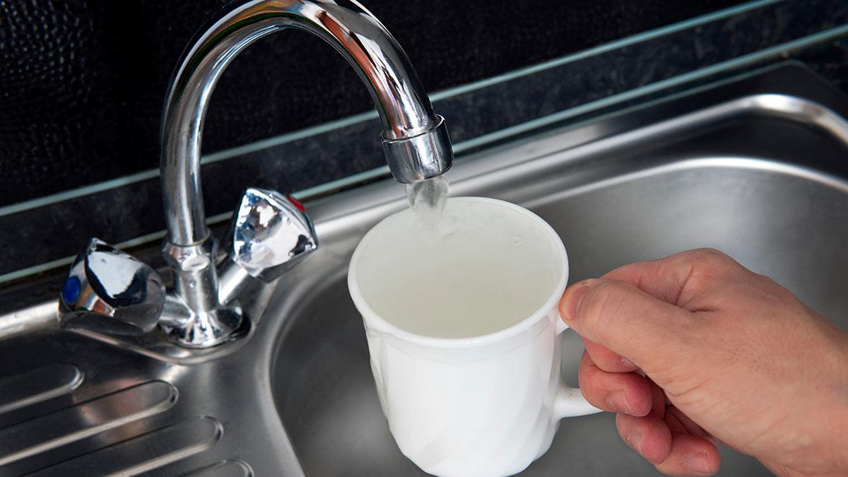 Питьевая вода кран чашка кухня водоснабжение
