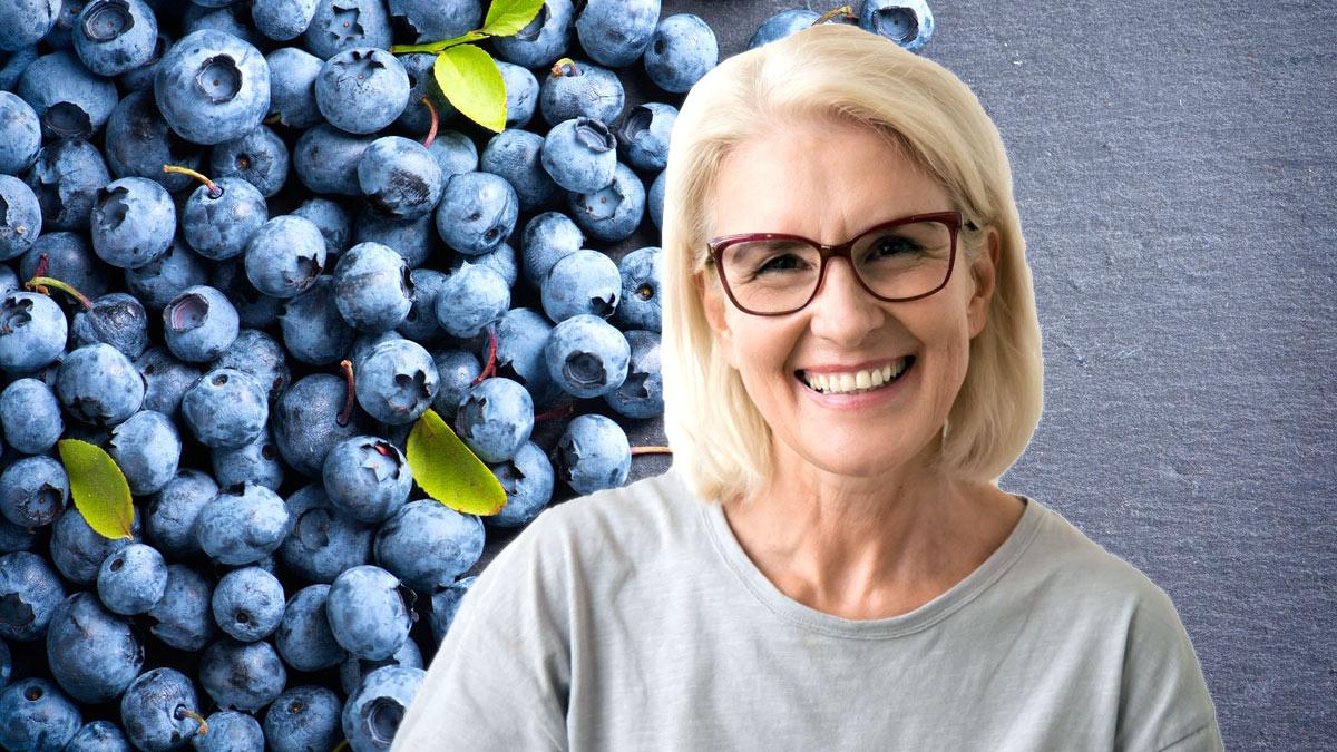 черника ягода долголетие здоровье женщина