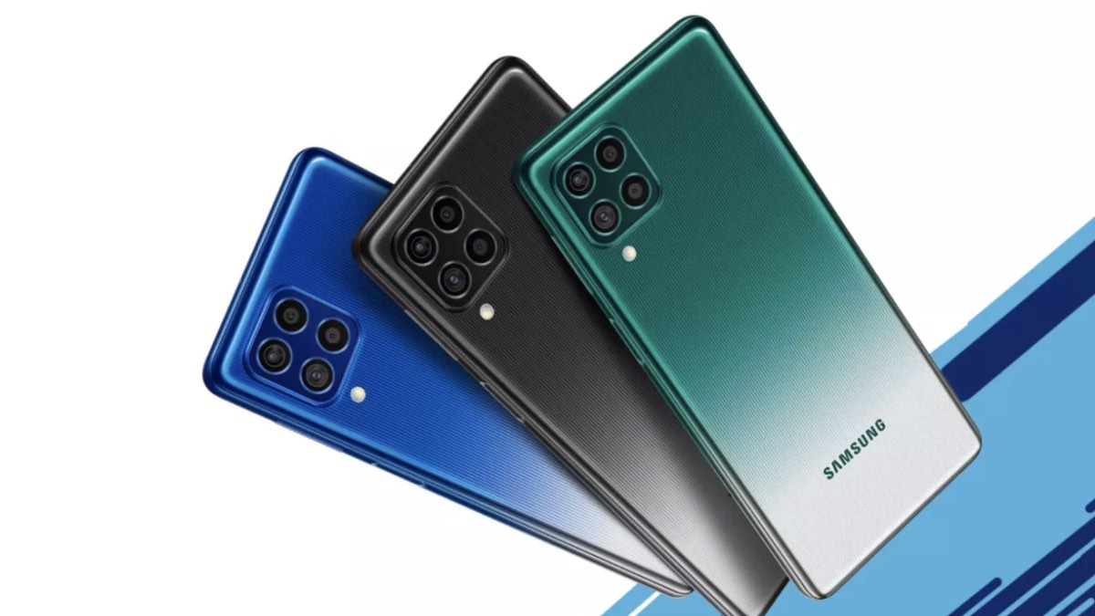 смартфон Samsung Galaxy F62