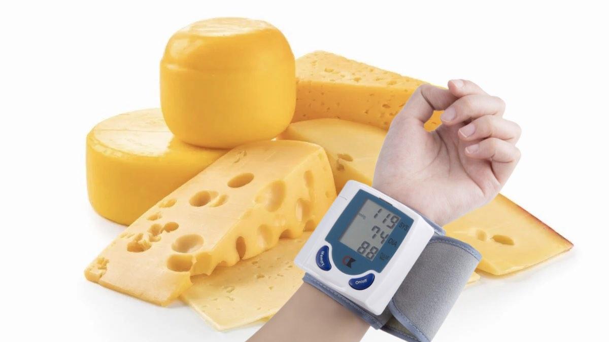 сыр и кровяное давление