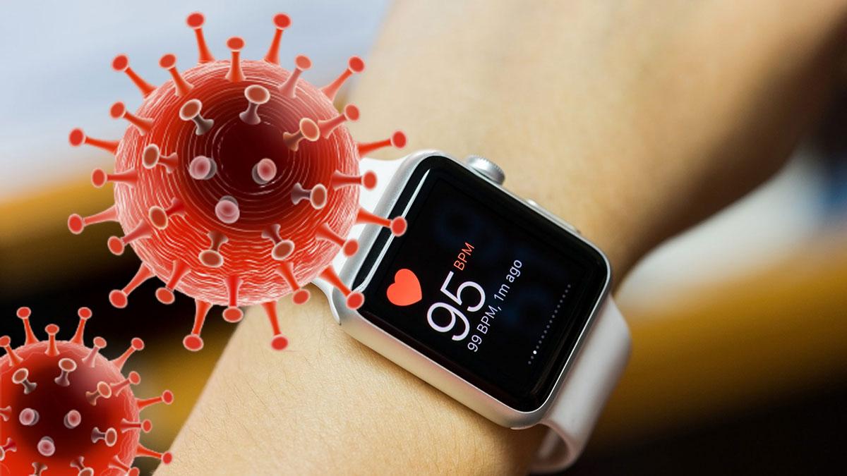 умные часы и коронавирус covid-19