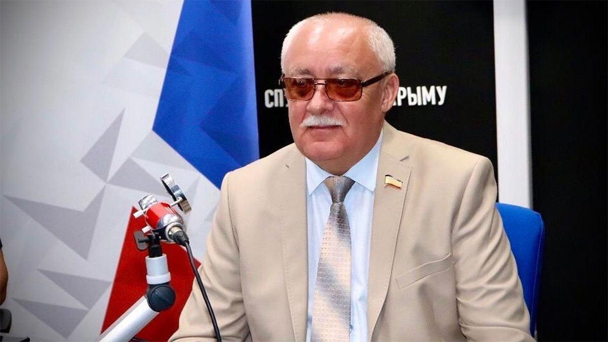 Гемпель Юрий Константинович Депутат Государственного Совета Республики Крым
