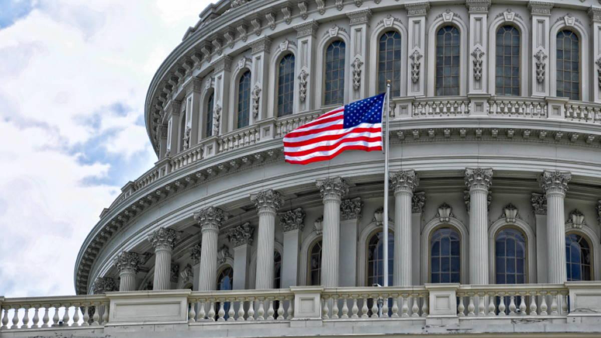 Капитолий сенат конгресс США