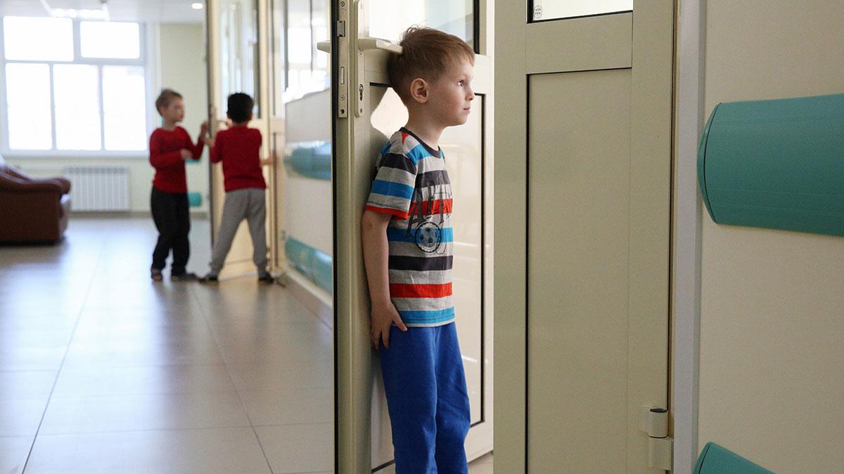 Отделение нейрохирургии в детской городской клинической больнице