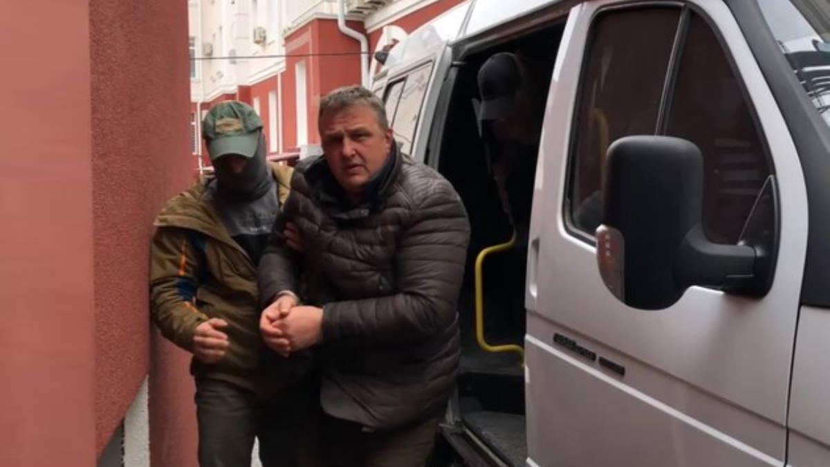 В Крыму задержали агента украинских спецслужб