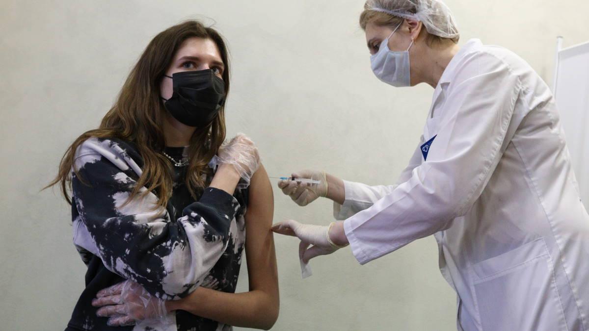 вакцинация прививка от коронавируса