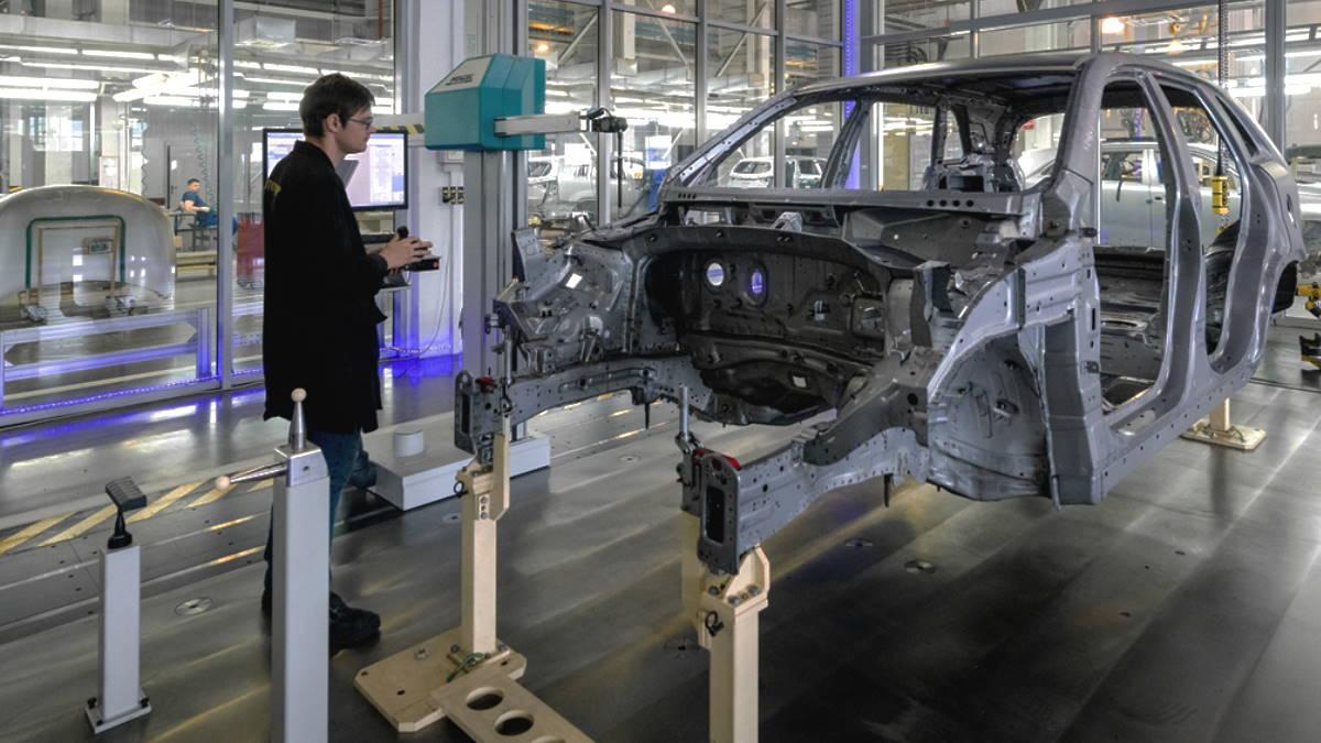 Автотор автосборочное предприятие в Калининграде