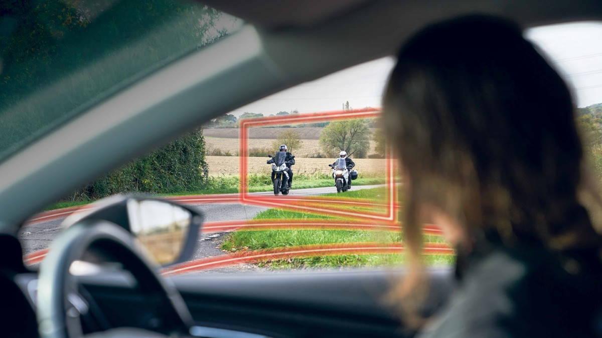 Радар для обнаружения мотоциклов