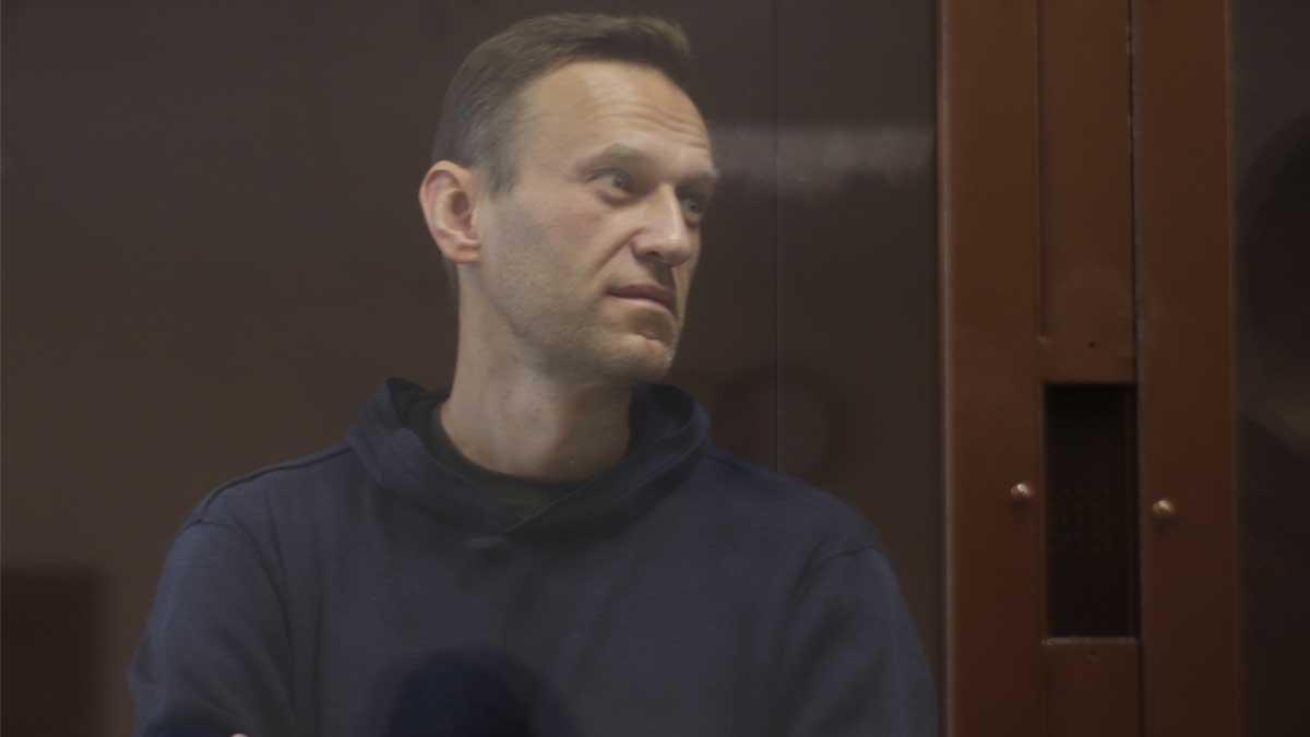 Алексенй Навальный