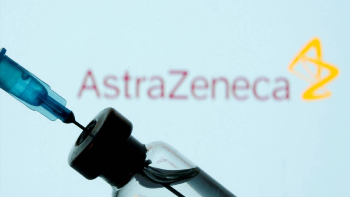 AstraZeneca вакцина
