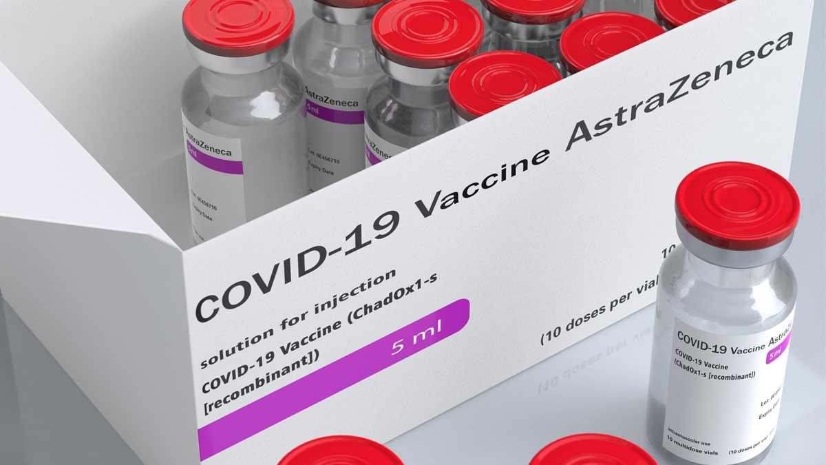 AstraZeneca вакцина коронавирус