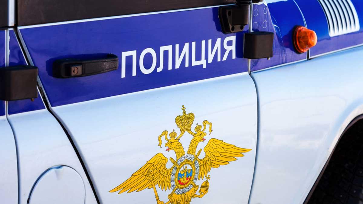 Автомобиль полиция Россия