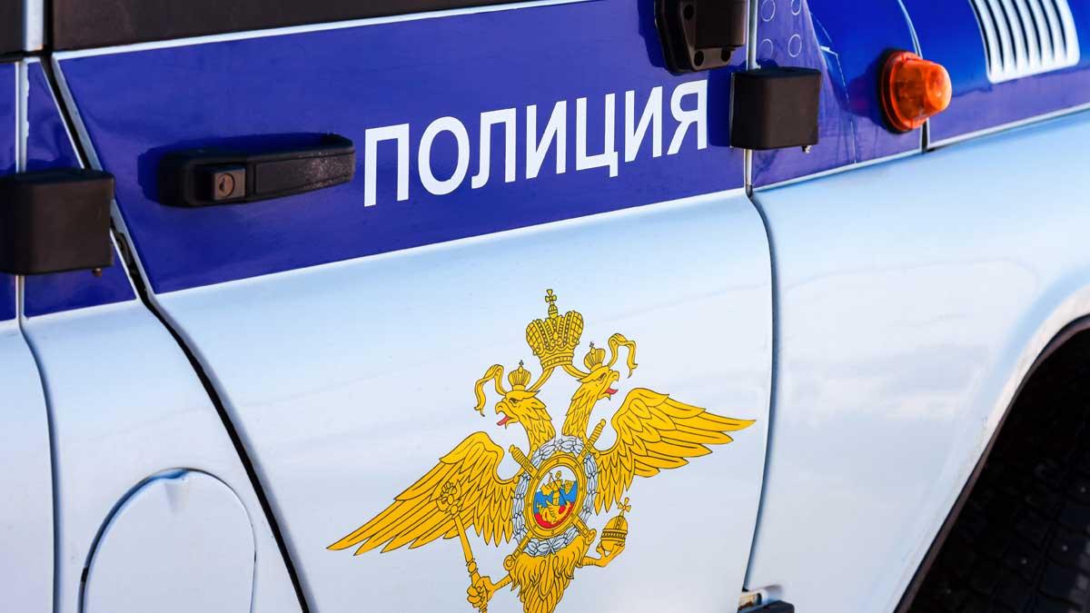 Автомобиль полиция УАЗ