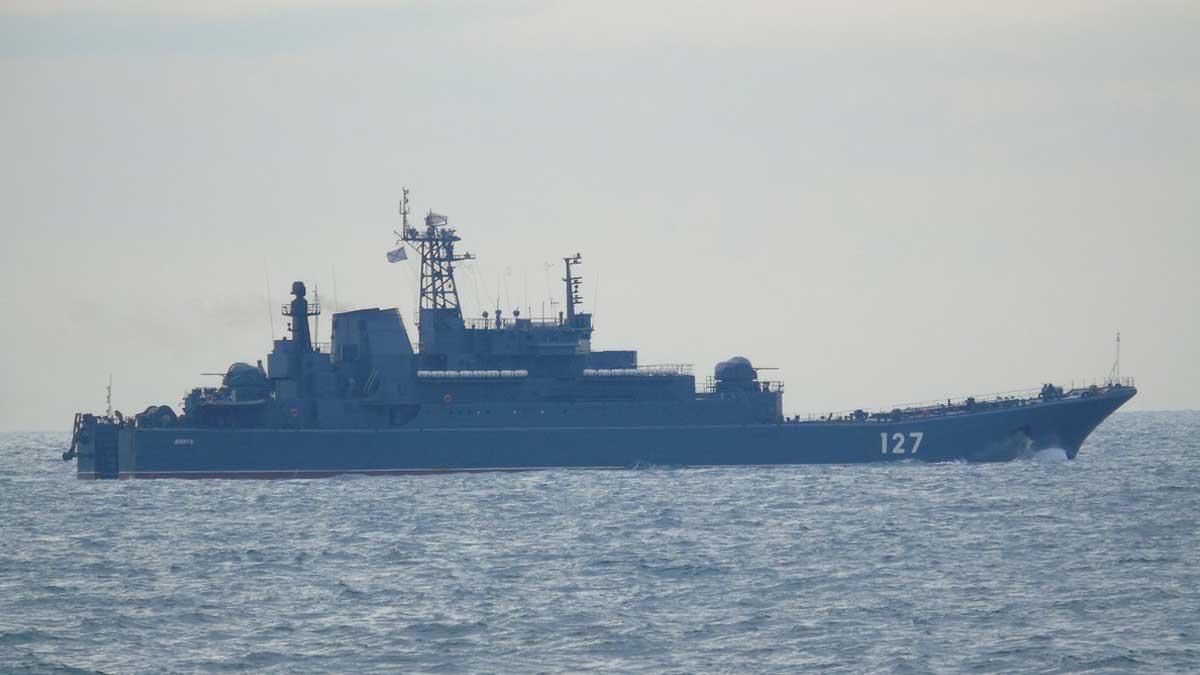 БДК Минск 127