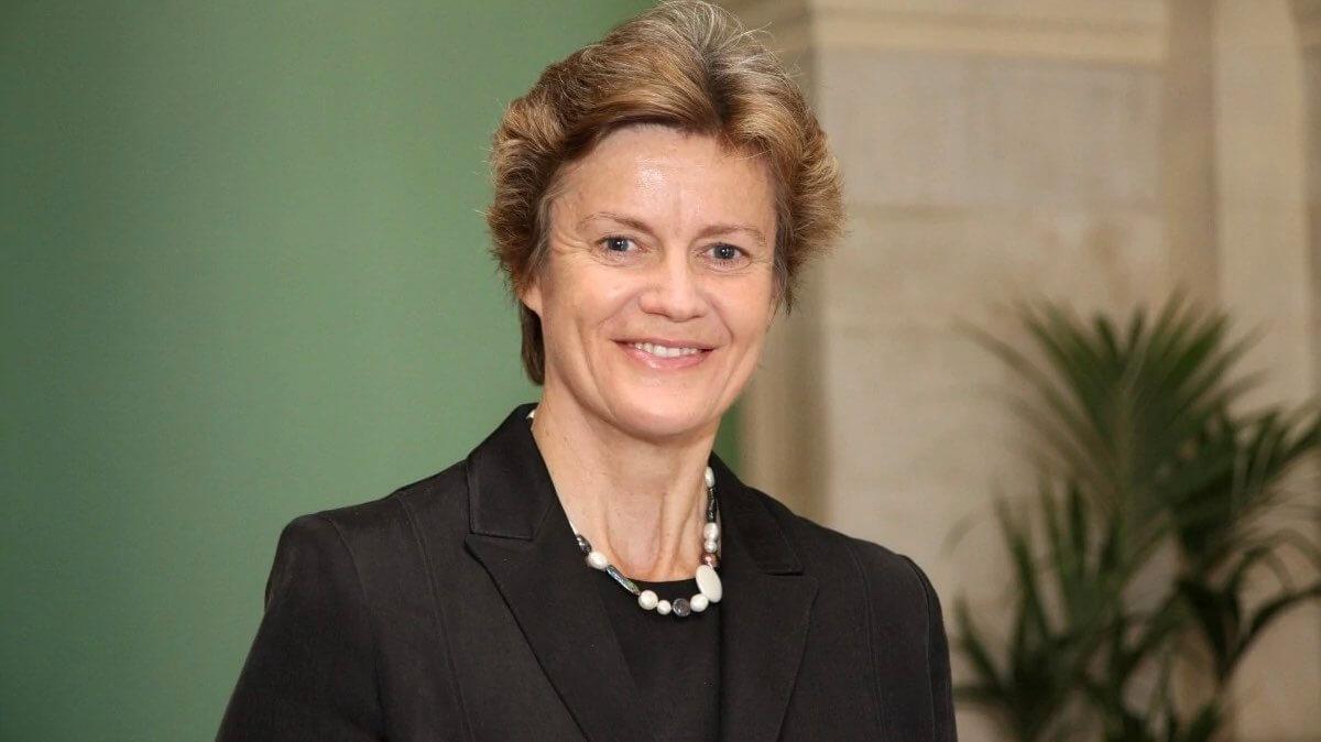 Постпред Великобритании при ООН Барбара Вудворд