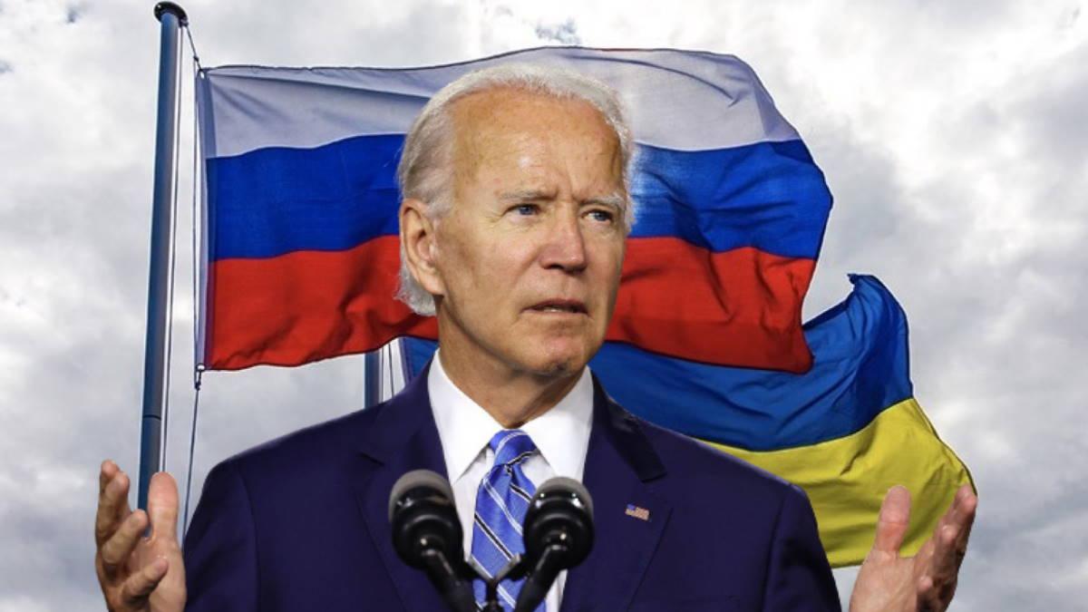 Россия Украина и Джозеф Байден