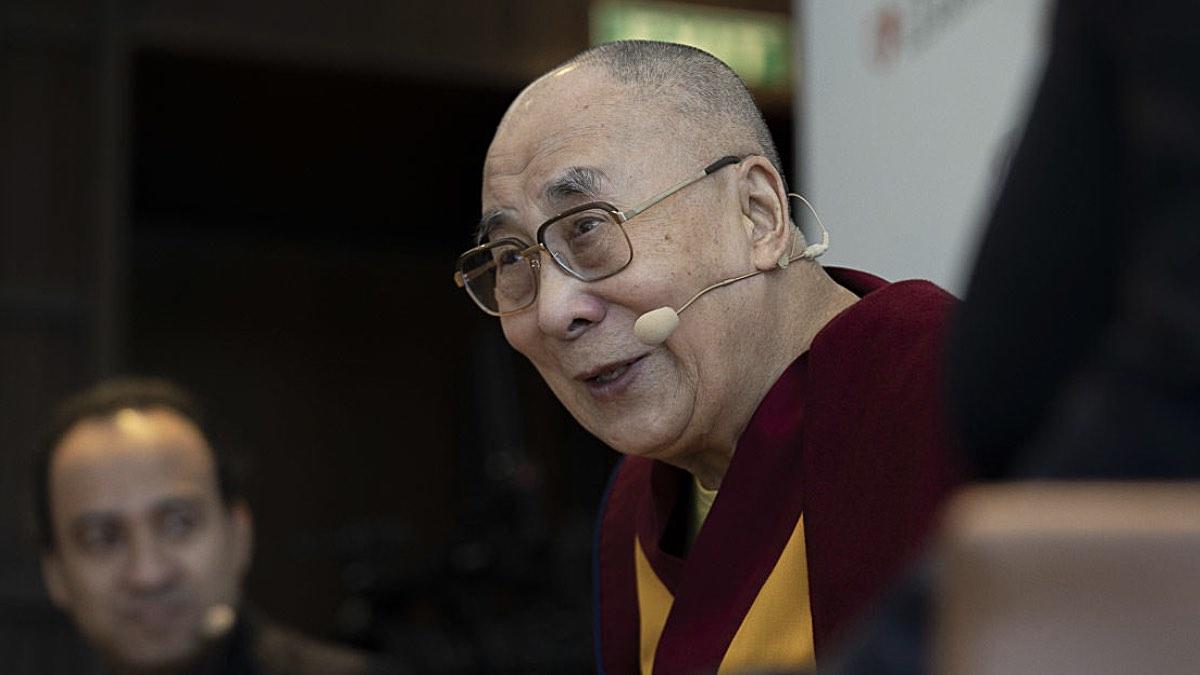 Тибетский духовный лидер Далай-лама