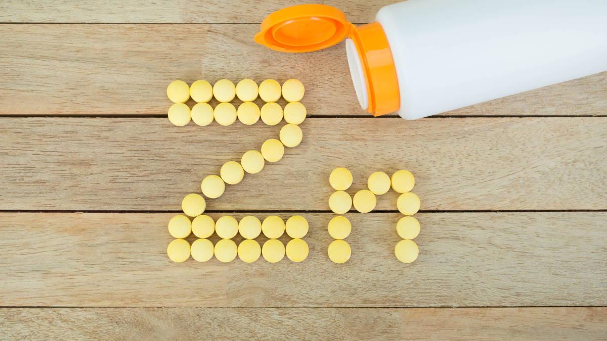цинк таблетки