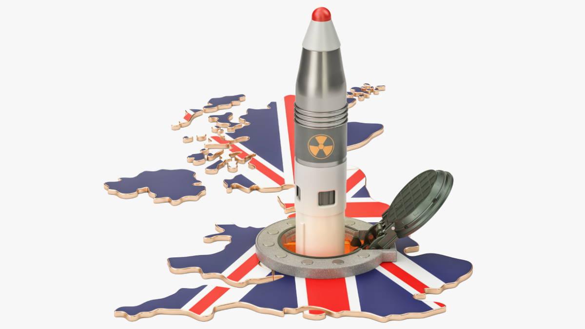 Великобритания и ядерное оружие