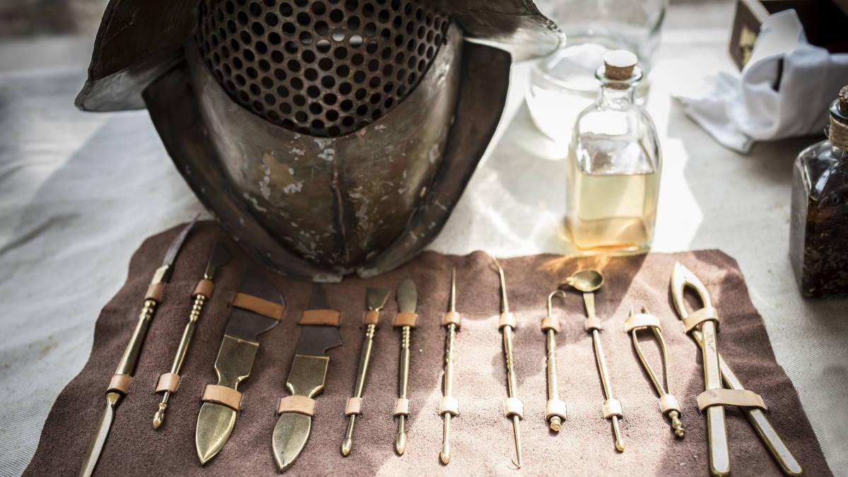 Древний Рим медицина