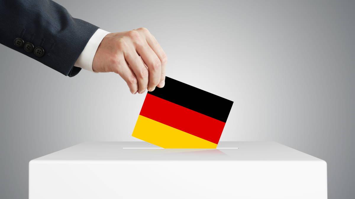 Германия выборы