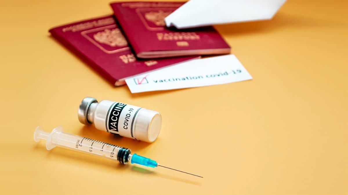 справка о вакцинации паспорт