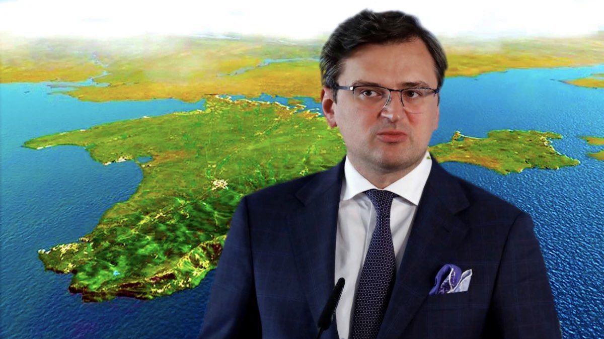 Дмитрий Кулеба и Крым
