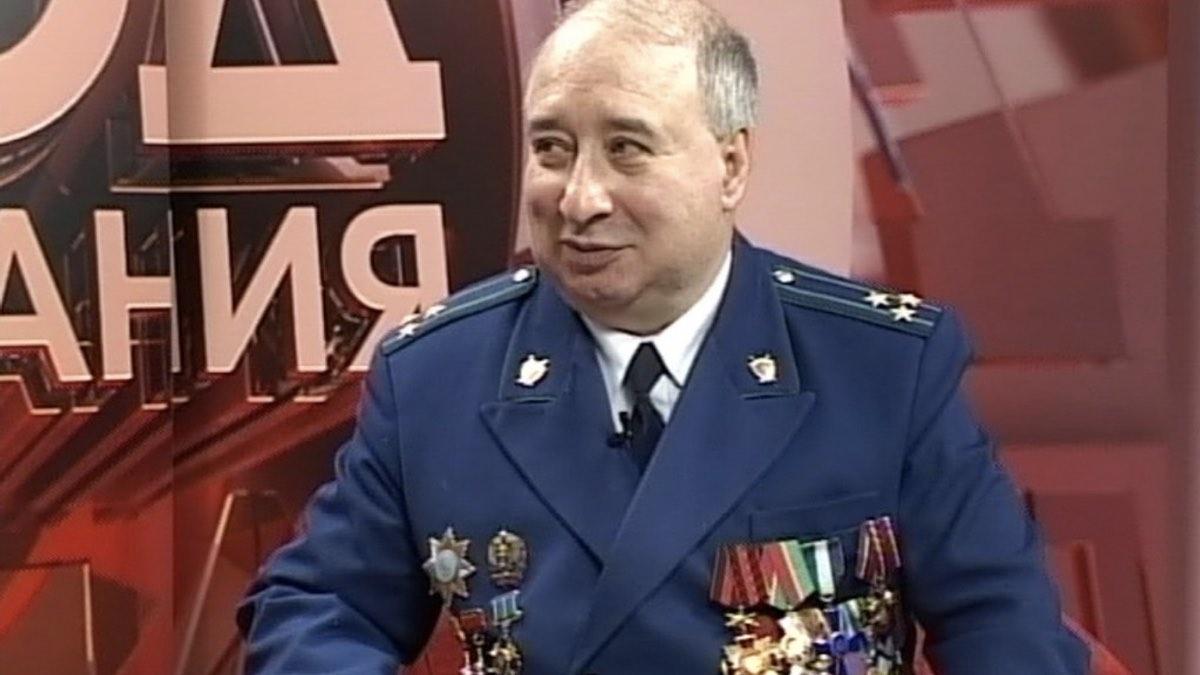 Дмитрий Плоткин следователь