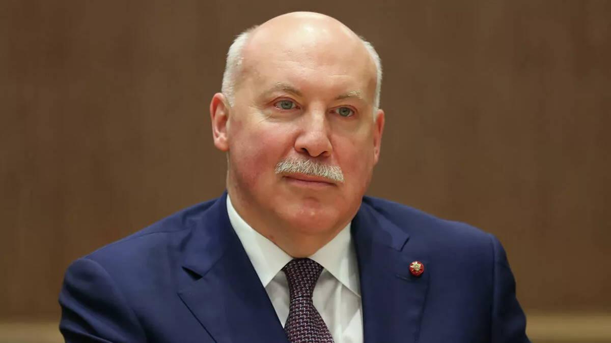 Дмитрия Мезенцев