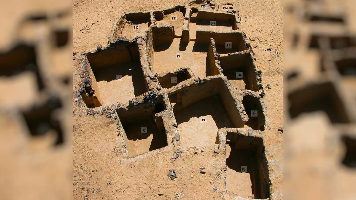 Древние христианские руины