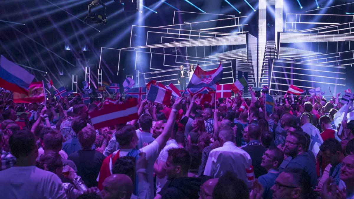конкурс Евровидение зрители