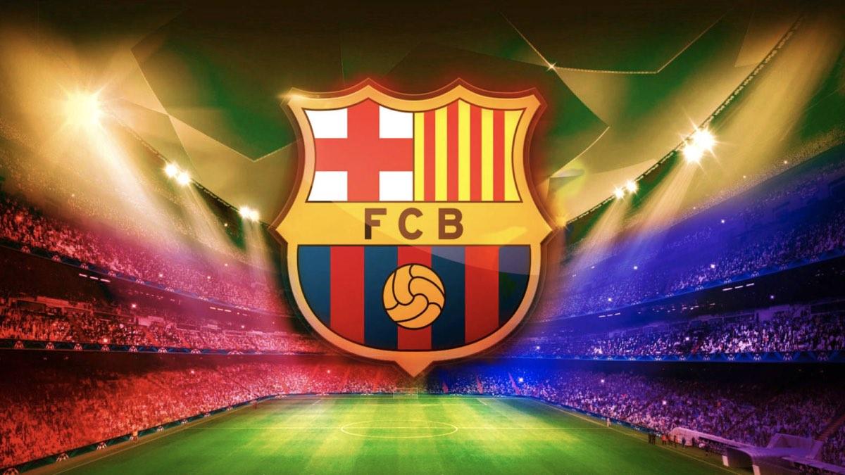 ФК Барселона логотип эмблема