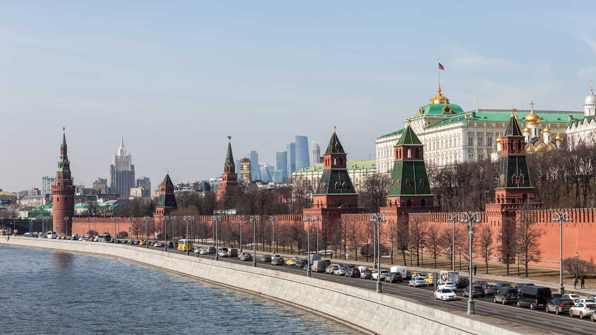 Grand Kremlin Palace, Walls and Towers Кремль