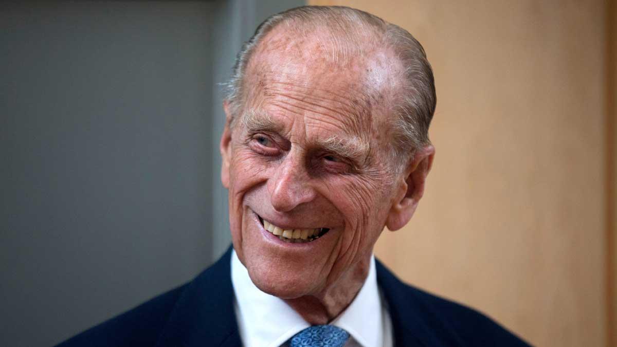 Герцог Эдинбургский Филипп Принц