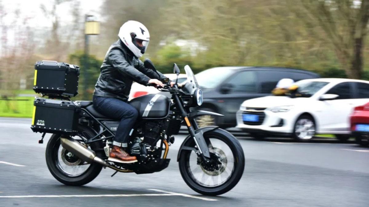 мотоцикл Hanway G30