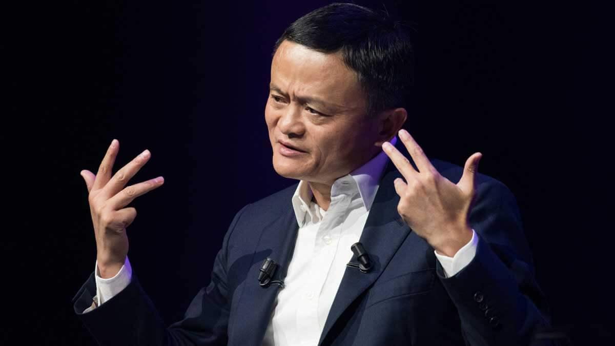 Jack Ma Джек Ма